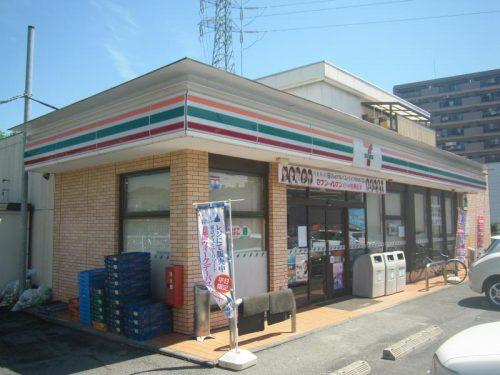 セブンイレブン草加花栗北店(周辺)