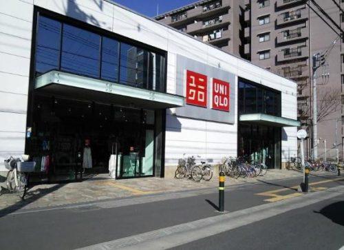 ユニクロ草加花栗店(周辺)